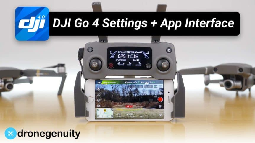 DJI Go 4 App featured image